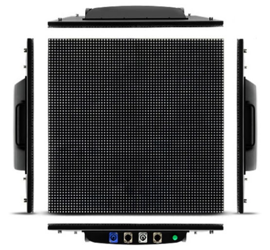 VISS NX7 7mm LED floor