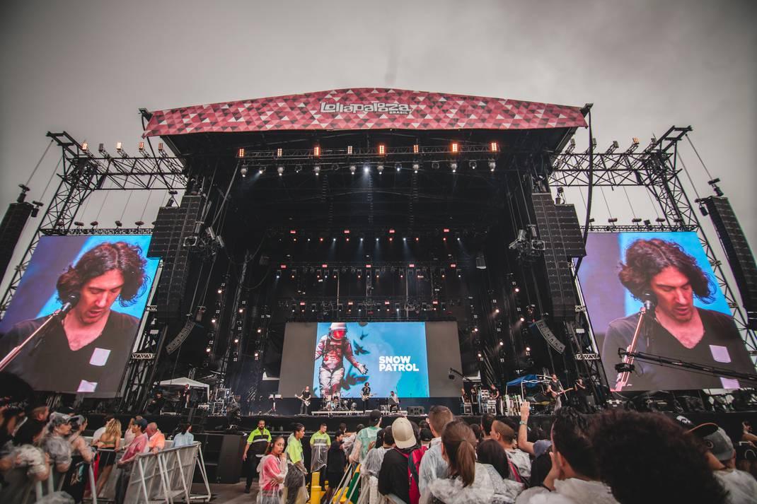 Lolla 2019 - Snow Patrol